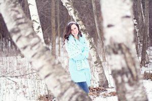 moda zimowa damska