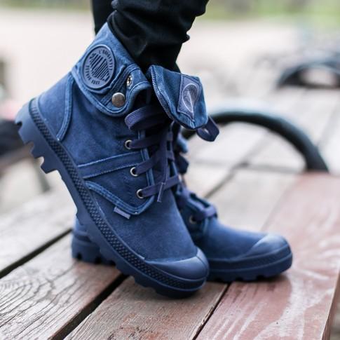 Modne obuwie firmy Palladium również dla kobiet