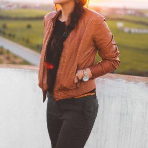 kurtki wiosenne damskie dla aktywnych