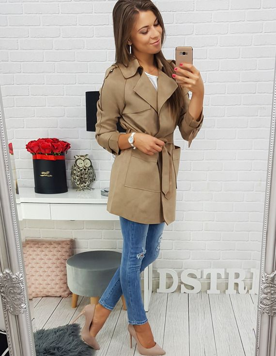 Modne kurtki damskie – ramoneski w różnych odsłonach