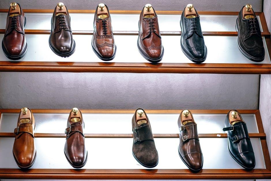 Rodzaje butów męskich skórzanych