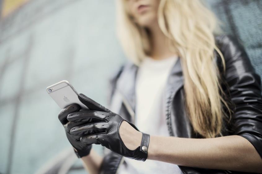 Rockowa dusza, czyli rękawiczki w stylizacjach z pazurem